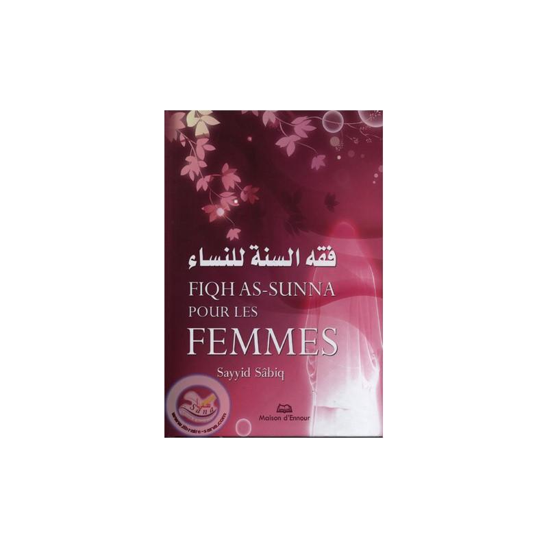 Fiqh As-Sunna pour les femmes sur Librairie Sana