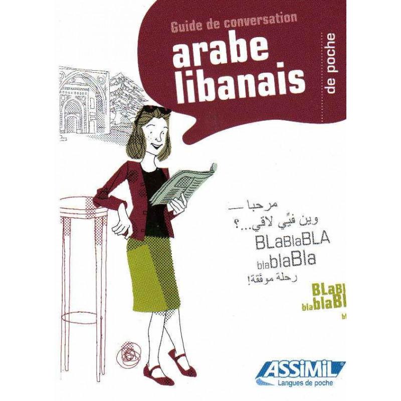 Arabe libanais de poche - Guide de conversation-ASSIMIL