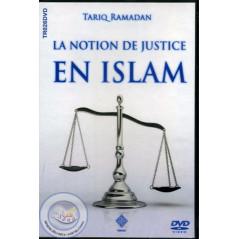 DVD La notion de justice en Islam sur Librairie Sana