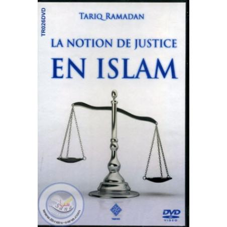 DVD La notion de justice en Islam