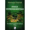 Enjeux environnementaux: Une réflexion à partir des sources de l'Islam, de Abdelmajid Najjar
