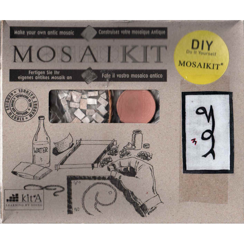 Coffret Mosaique, MOSAIKIT DIY محمد