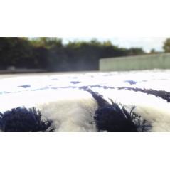 Tapis de Prière épais & taille standard  - COULEUR BLEU