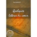 Quelques lettres du cœur sur Librairie Sana