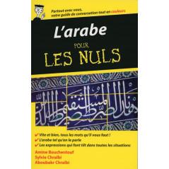 L'arabe - Guide de conversation pour les Nuls, 2ème édition (Format de Poche)