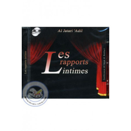 CD Les rapports intimes (2 CD)