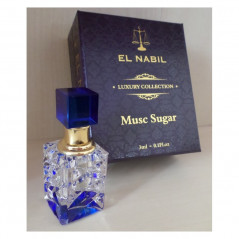 El Nabil Musc Sugar– Collection de Luxe - 3 ml