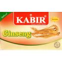 Infusion naturelle au ginseng, de la Marque KABIR – Boite de 12 sachets de 8 g