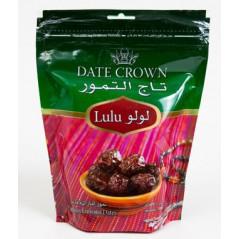 Dattes Crown (Lulu) : Dattes qualité supérieure en provenance d'Emirats Arabes Unis, Sachet 500 g