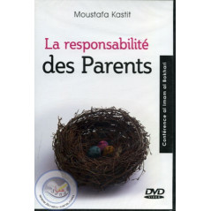 DVD La responsabilité des parents