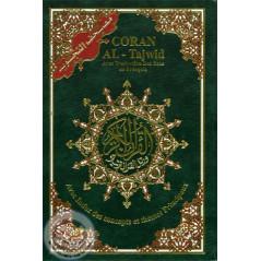 CORAN Al-Tajwid (AR/FR) sur Librairie Sana