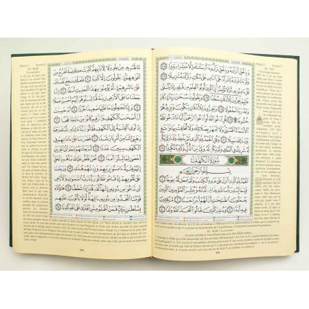 CORAN Al-Tajwid (AR/FR) index des concepts et themes