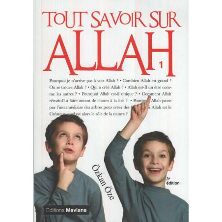 Tout savoir sur Allah (Tome 1), de Özkan Öze, Série « Tout savoir sur...»