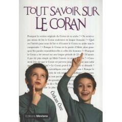Tout savoir sur le Coran, de Özkan Öze, Série « Tout savoir sur...»