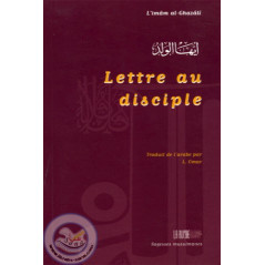 Lettre au disciple sur Librairie Sana