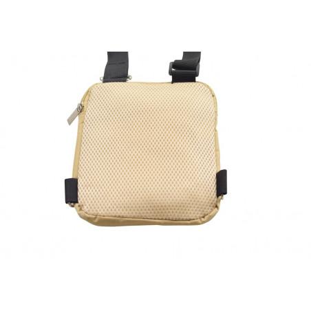 Sacoche Hajjsafe - Sac à main et sac à bandoulière - anti vol avec ceinture pour Hajj & Umrah