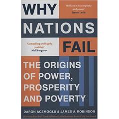 Prospérité, puissance et pauvreté: Pourquoi certains pays réussissent mieux que d'autres (Daron Acemoglu)