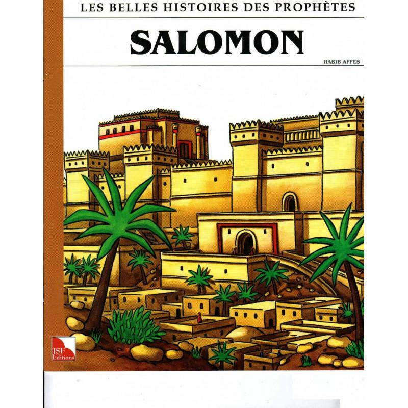 Les belles histoires des prophètes (Salomon) sur Librairie Sana