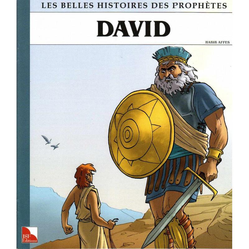 Les belles histoires des prophètes (David) sur Librairie Sana