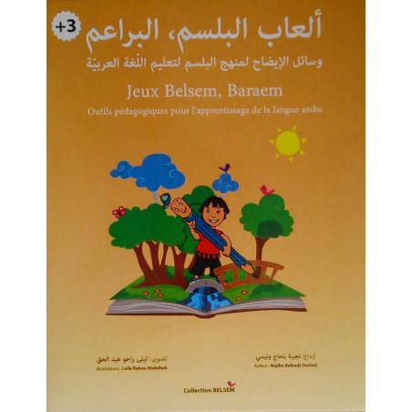 Jeux Belsem, Baraem (+3) : Outils pédagogiques pour l'apprentissage de la langue arabe