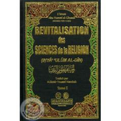 Revitalisation des Sciences de la Religion (4 Tomes) d'après Abu Hamid al Ghazali