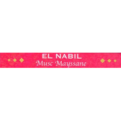 Parfum Musc Mayssane Girly Pocket - El Nabil - 8 ml