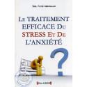 Le traitement efficace du stress et de l'anxiété sur Librairie Sana