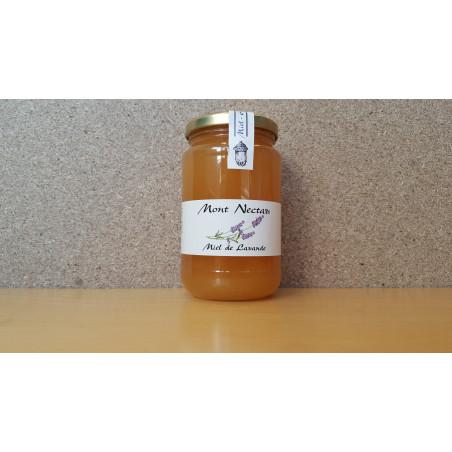 Miel de Lavande Mont Nectar - 500g