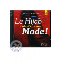 CD Le Hijab, loin d'être une mode! (2CD) sur Librairie Sana