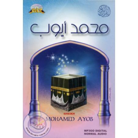 CD MP3 Coran - AYOUB (3CD)