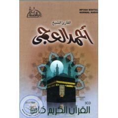 CD MP3 Coran - 'AJMI (3CD)