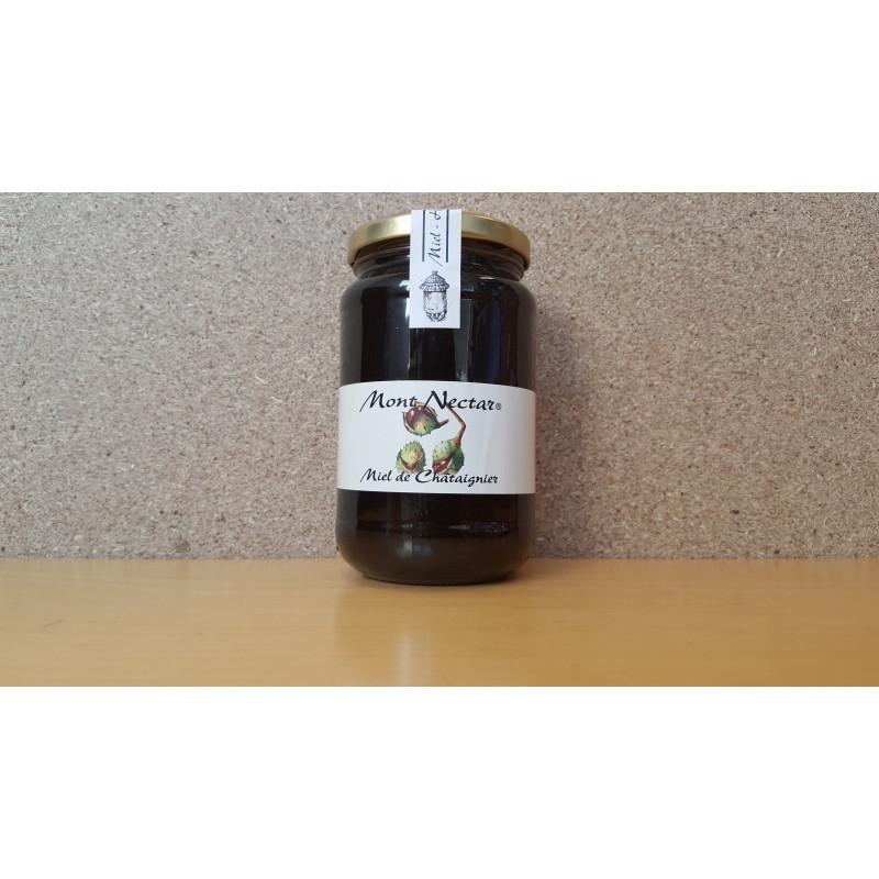 Miel de Châtaignier Mont Nectar - 250g