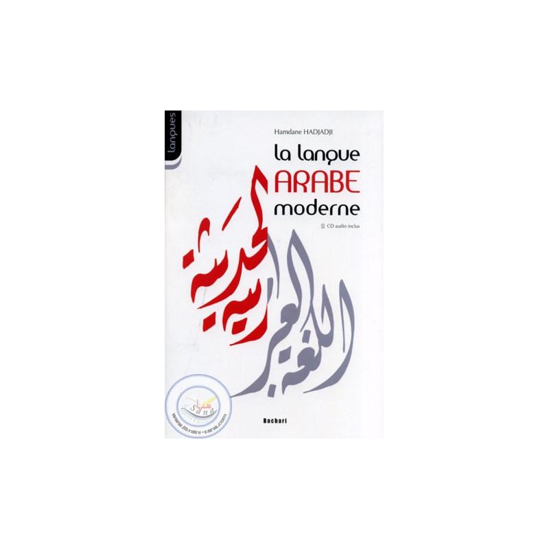 La langue Arabe moderne (livre + CD) sur Librairie Sana