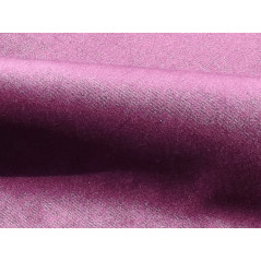 Tapis de Prière Enfant - Velours Unie -74 X 48 cm - ROSE PASTEL