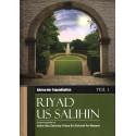 Gärten Der Tugendhaften (Riyad Us Salihin) Band 1+2 , von Imam an Nawawi ( Deutsch-Arabisch)