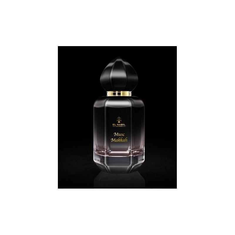 El Nabil – Musc Makkah – Eau de Parfum Vaporisateur 50 ml (Mixte)