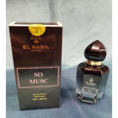 El Nabil – So Musc – Eau de Parfum Vaporisateur 50 ml (Mixte)
