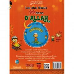 Les plus Beaux 99 noms d'Allah  - Encyclopédie des Noms les Plus Beaux d'Allah (les App Audio Gratuit)
