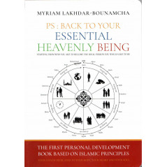 PS: Back to your essential heavenly being, of Myriam Lakhdar-Bounamcha