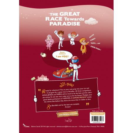 THE GREAT RACE Towards PARADISE (English)