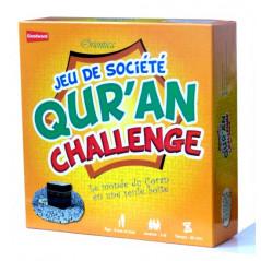 Jeu de Société : Qur'an Challenge - Le monde du Coran en une seule boîte