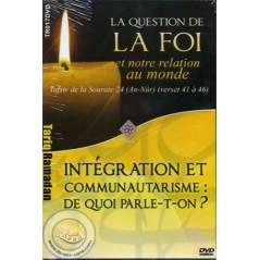 La foi / Intégration et communautarisme sur Librairie Sana