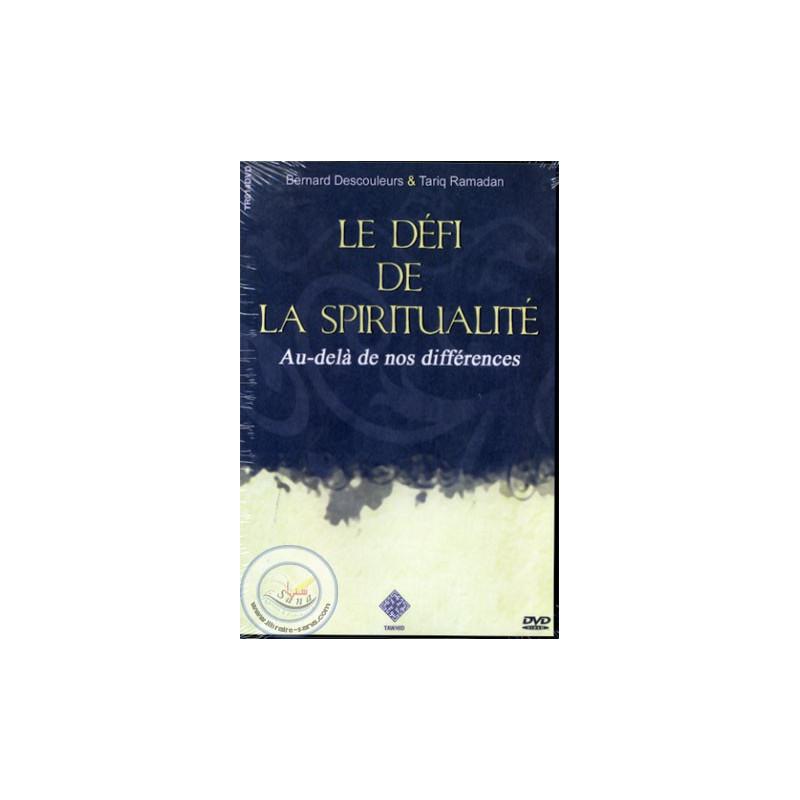 Le défi de la spiritualité sur Librairie Sana