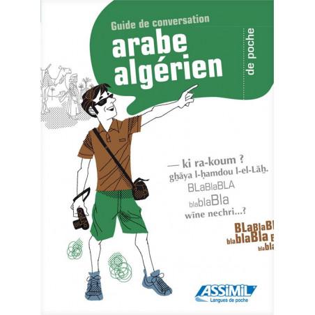 Arabe algérien de poche : Guide de conversation - Assimil