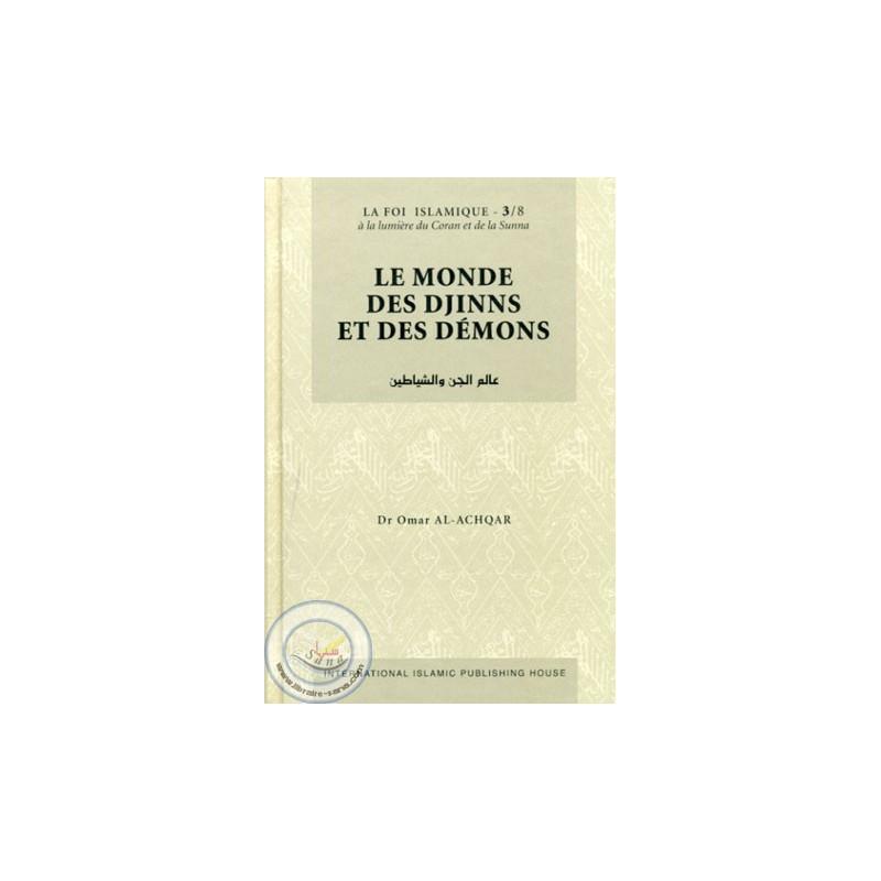 Le monde des djinns et des démons sur Librairie Sana