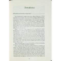 Le Coran - Traduit et annoté par Abdallah Penot - COUV DAIM SOUPLE - COL MARRON