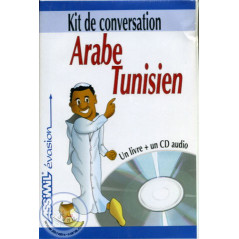 Arabe Tunisien (Kit CD + livre)