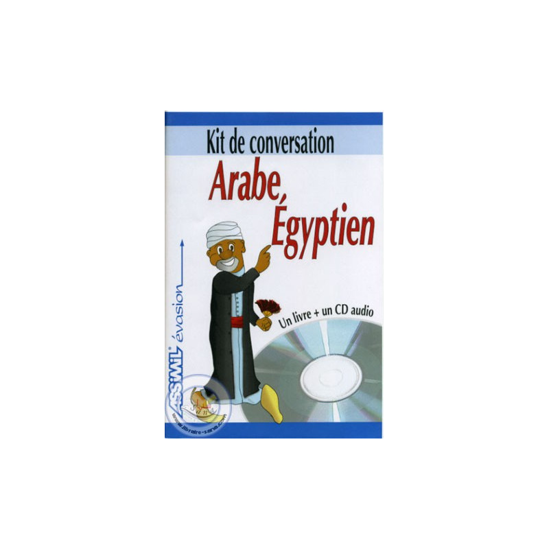 Arabe Egyptien (Kit CD + livre)