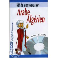 Arabe Algérien (Kit CD + livre)