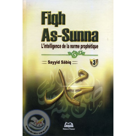 Fiqh as-Sunna (3 tomes)
